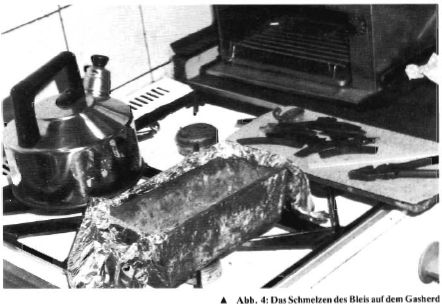 1983 bleiballast f r die modelljacht. Black Bedroom Furniture Sets. Home Design Ideas